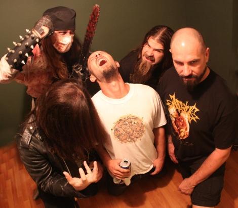 Exhumed Band Photo