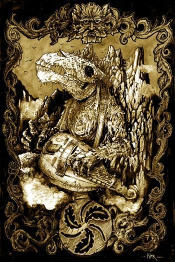 Sangre de Muerdago - Lembranzas dende o Lado Salvaxe