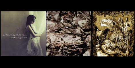 Spring Reviews: All My Faith Lost + Harrow + Sangre de Muerdago
