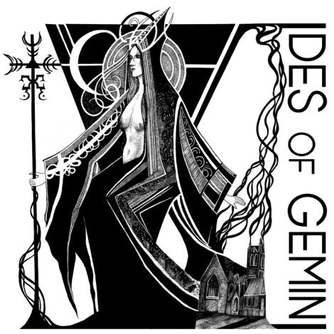 Ides of Gemini - Carthage 7-inch (album cover)