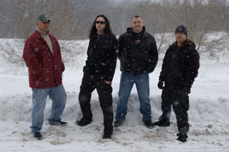 Sacrifice - band photo