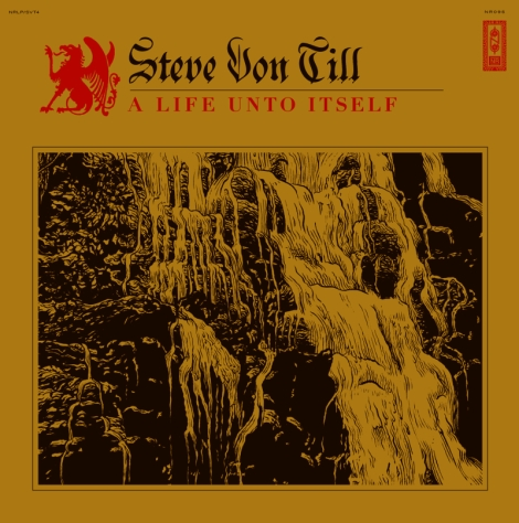 Steve Von Till - A Life Unto Itself album cover
