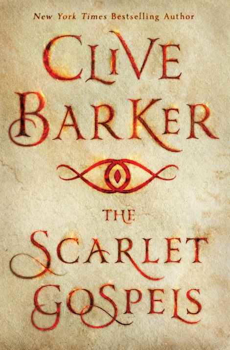 The Scarlet Gospels (North American cover)