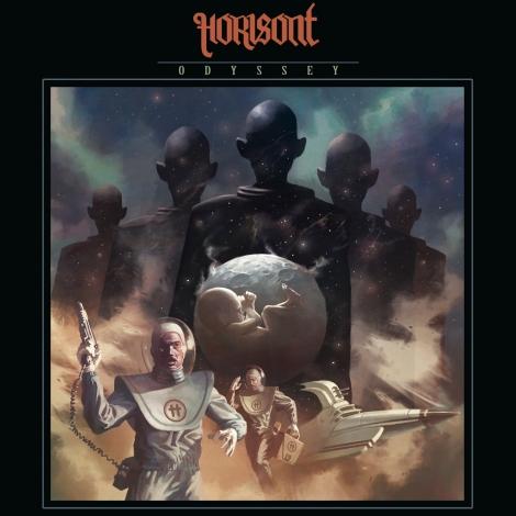 Horisont - Odyssey (album cover)