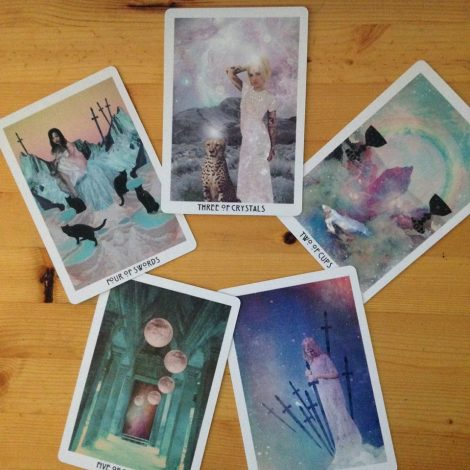 LIZ WORTH - IDES OF GEMINI INTERVIEW - TAROT SPREAD