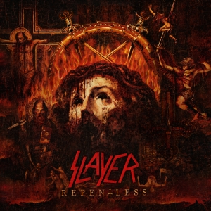 Slayer - Repentless (album cover)