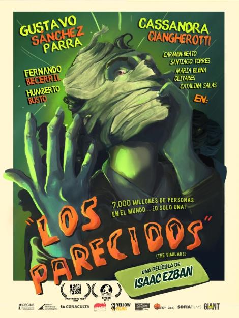 Los Parecidos / The Similars (movie poster)