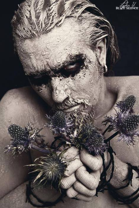 Photo credit: Black Silence, Model: Troclate Art, MUA: Eavan Derbyshire