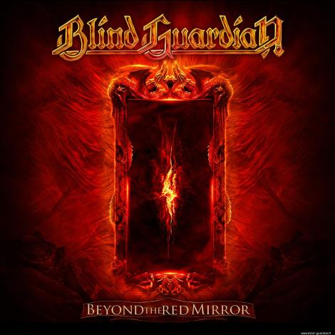 Blind Guardian - Beyond the Red Mirror (earbook cover)