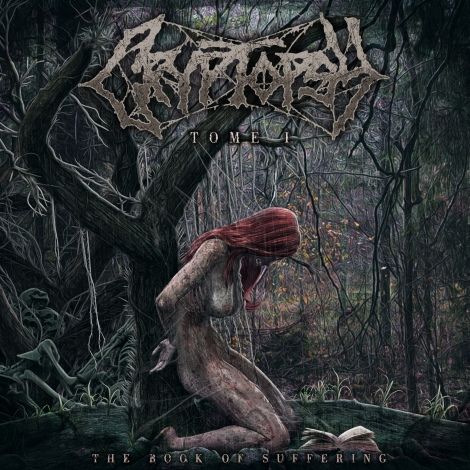 Cryptopsy - Tome 1 (album cover)