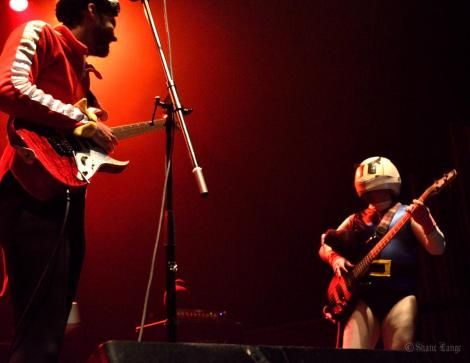 Runaway Four, live at Nerdfest 2015
