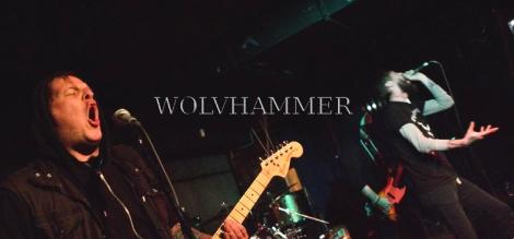 WOLVHAMMER at Media Club, Vancouver (10 December 2015)