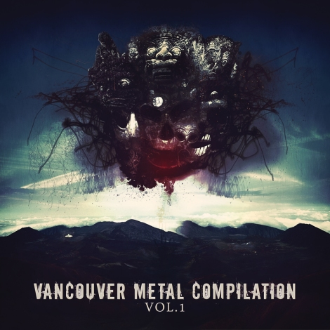 Vancouver Metal Compilation (cover art)