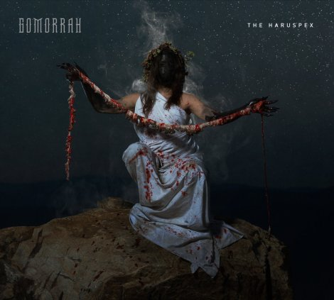 Gomorrah - The Haruspex (album cover)
