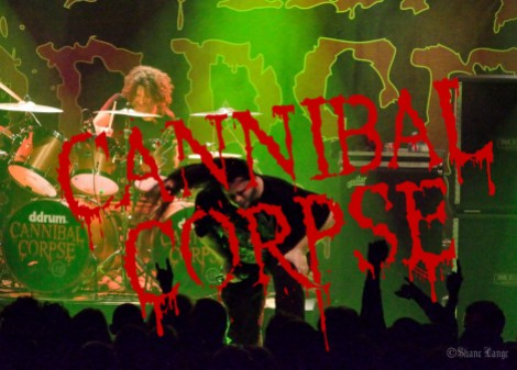 CANNIBAL CORPSE (banner)