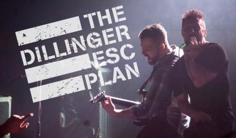 Dillinger Escape Plan (banner)