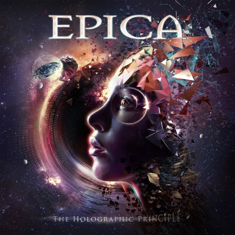 Epica - The Holographic Principle (album cover)