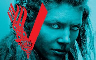 Katheryn Winnick as VIKINGS' Lagertha